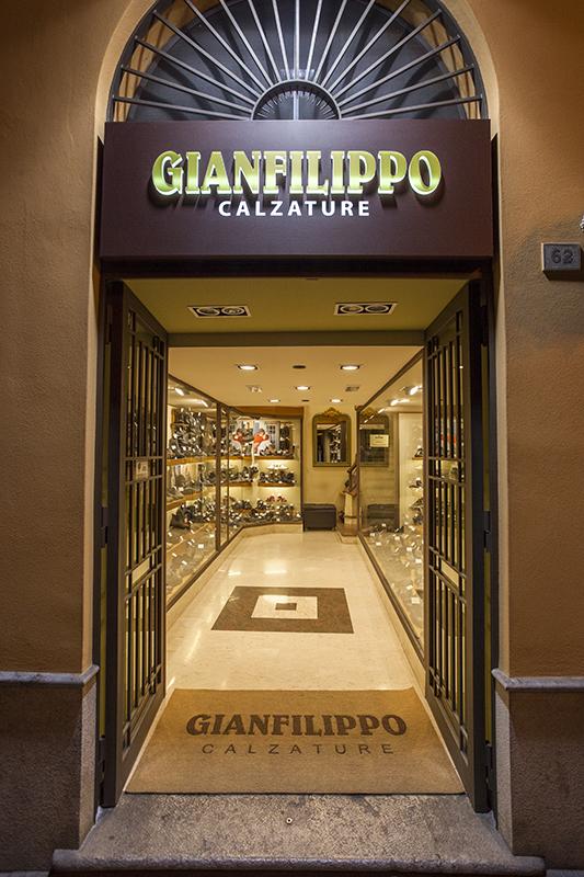 Chi siamo Gianfilippo Calzature Snc
