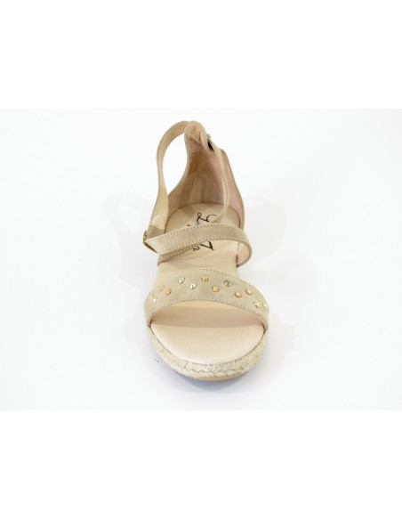 Liu jo girl sandalo sabbia