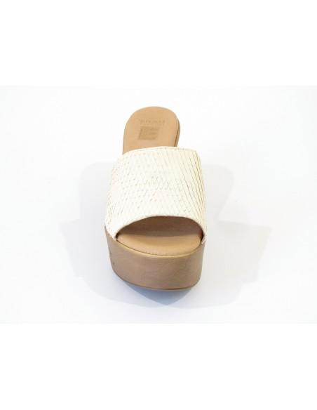 FRAU - Sandalo Beige