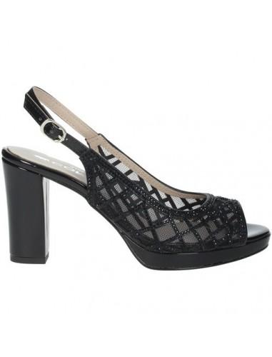 Comart sandalo nero