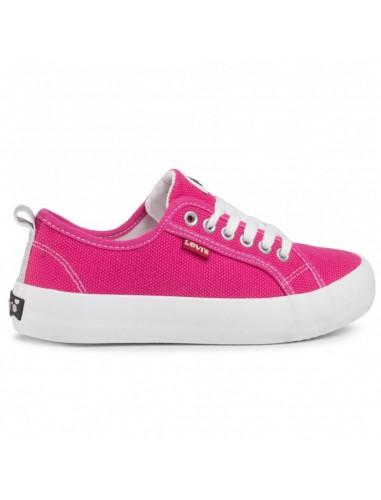 levi's sneakers magenta