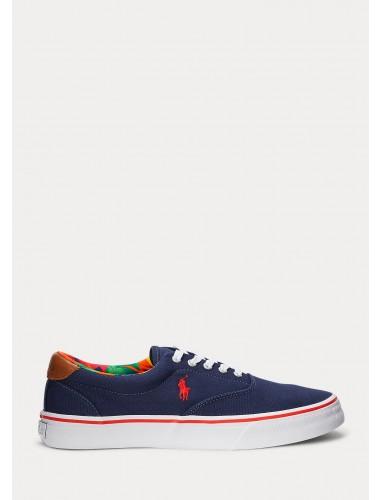 Polo ralph lauren sneakers navy