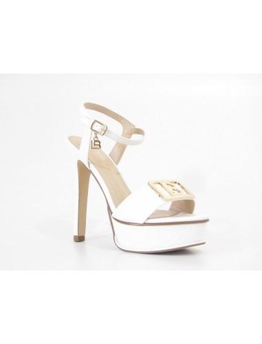 Laura biagiotti sandalo white