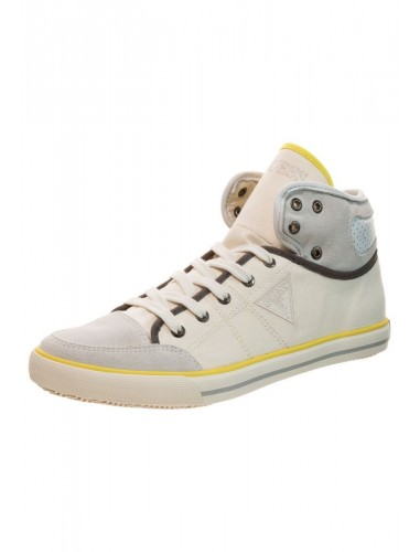 Guess sneaker alta bianca