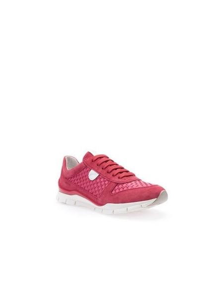GEOX - Sneaker Corallo