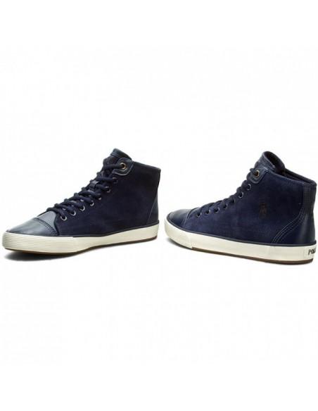 POLO RALPH LAUREN - Sneaker Navy