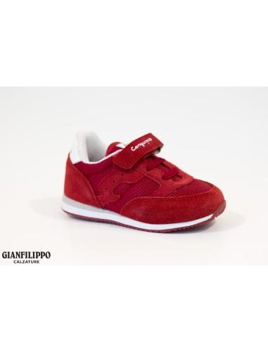 Canguro Sneakers Rossa
