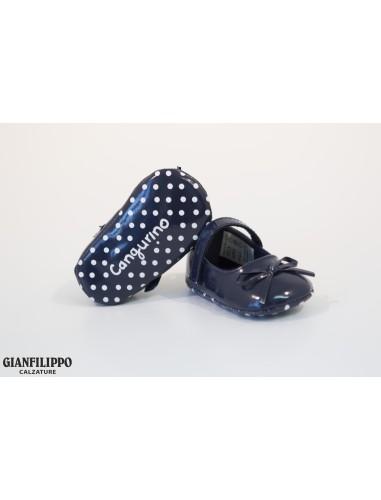Canguro Culla Bambolina Blu