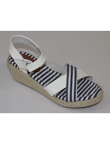 enrico coveri sandalo bianco