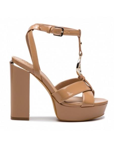 guess sandalo naturale