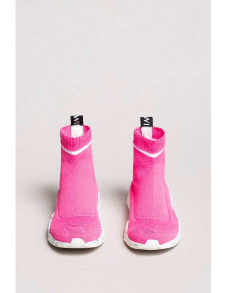 twinset stivaletto pink