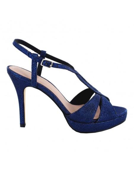 menbur sandalo blu