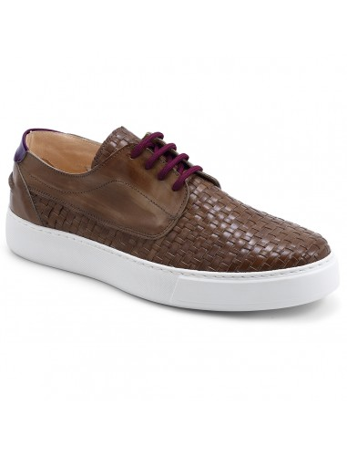exton sneakers camel